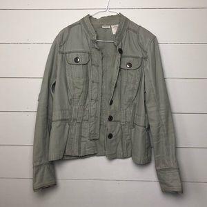 Olive Army Jacket